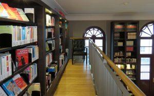 Galerie Bibliothek