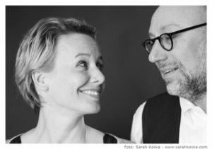Sandra Lüpkes und Jürgen Kehrer